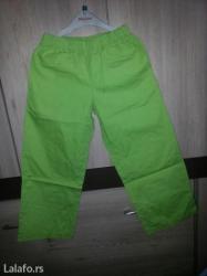 Donji deo pidžame koji više liči na letnje komotne pantalonice,ne - Vrsac