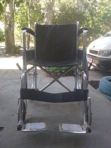 Инвалидные коляски - Кыргызстан: Инвалидное кресло Nuova Blandino GR 106  в отличном состоянии