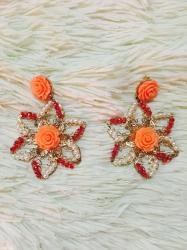 Продаю очень красивые серьги новые легкие) в Бишкек