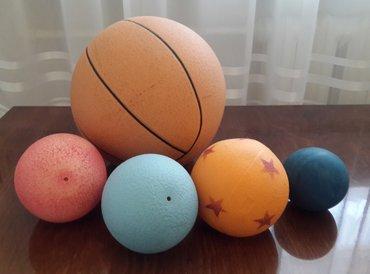 Продаю резиновые мячи. в Бишкек