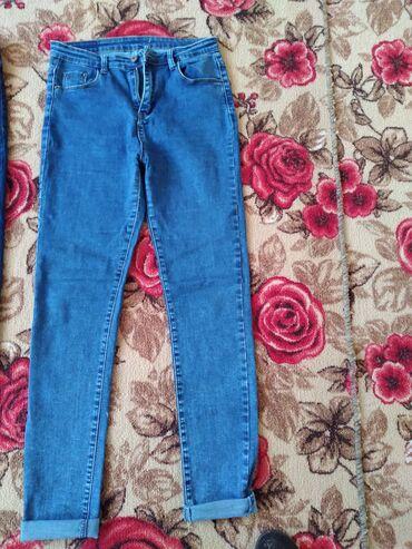 Турецкий фирменный джинсы шым сатылат.Абалы соонун бойдон
