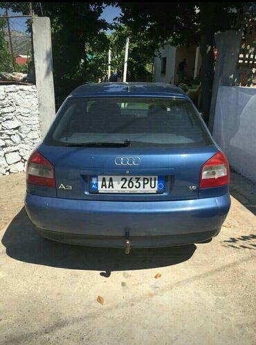 Audi A3 1.6 l. 2001 | 187500 km