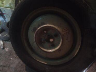 куплю диски на 14 в Кыргызстан: Продаю запаску только диск 14 размар