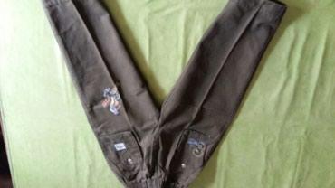 Pantalone za decake vel. 4 god.polovne i ocuvane,nisu ostecene - Petrovac na Mlavi