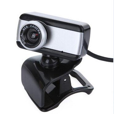 веб модел в Кыргызстан: Веб-камера USB HD BAJEAL A3 для онлайн школы и встречЭффективные