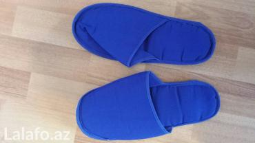 домашние женские тапочки балетки в Азербайджан: Тапочки 37 по 41 размер