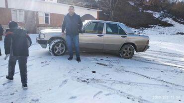 Nəqliyyat Goranboyda: Mercedes-Benz 190 2 l. 1990