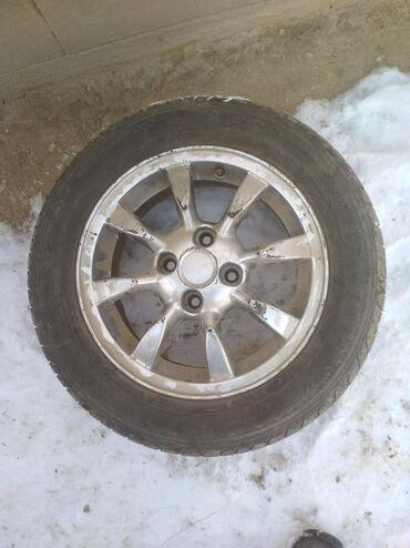 купить литые диски r14 4 98 бу в Кыргызстан: Куплю такие диски на нексию 3или 4 R14