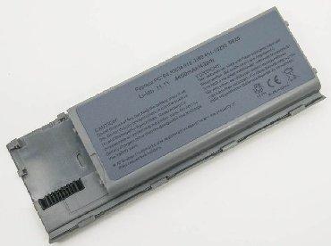 аккумуляторы для ноутбуков compaq в Кыргызстан: Батарейка DELL D620 D630 PC764 M2300 JD648 KD492 PP18L 11V 5200mAh