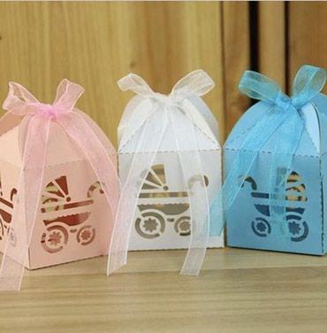 Kutijice kao pokloni za vase slavlje - Pozarevac