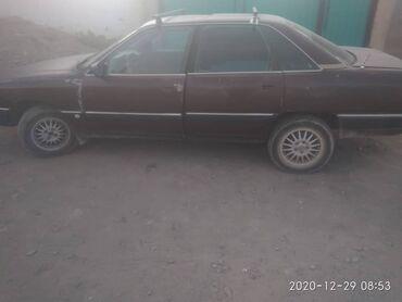 переходка в Кыргызстан: Audi 100 1.8 л. 1990 | 8557 км