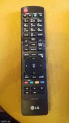 Bakı şəhərində Lg smart televizorun oriqinal pultu