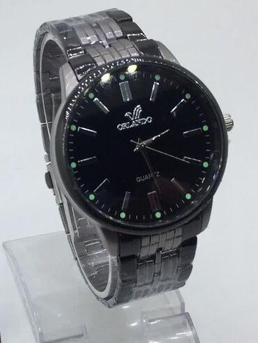 Часы от ORLANDOМеталлические корпусСтильный дизайнЛучшая ценаЦена со
