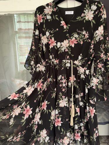 Нежное летнее платье  Размер 42 S