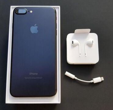 Νέα iPhone 7 Plus 128 GB Μαύρος