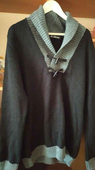 Мужские свитера б/у, хорошего качества, состав шерсть, хлопок, размер