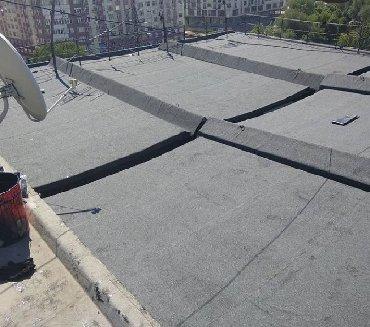 сборные гаражи в Кыргызстан: Ремонт мягкой кровли от текущего до капитального ремонта. Гаражи, сад