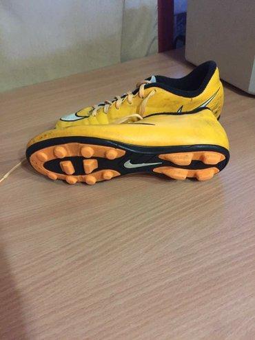 бутсы nike mercurial(37,5р) , adidas f50(36р) ( original), состояние х в Бишкек