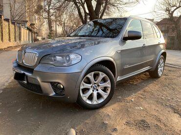 BMW X5 4.4 л. 2010 | 153000 км