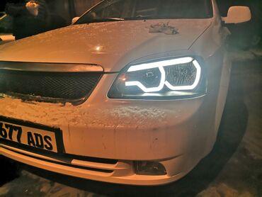 тюнинг санг йонг актион в Кыргызстан: Продаю Тюнинг Фары для Chevrolet Lacetti