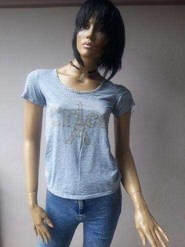 Ženska odeća | Prokuplje: Pamucna majica sa elastinomVelicina MPogledajte i ostale moje oglase