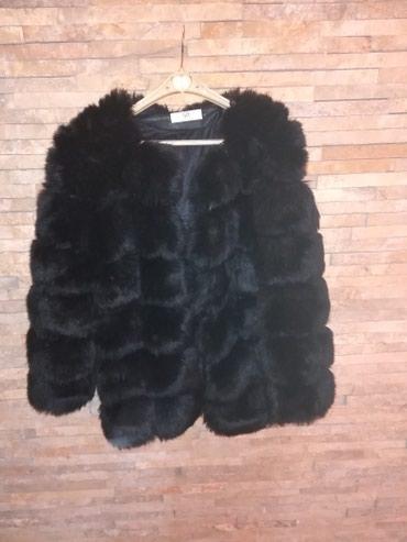 Jakna koza - Srbija: Nova bunda donesena iz Švajcarske, nisam je nosila posto je meni velik