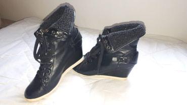 Duboke postavljene cipele sa platformom vel 40 - Kraljevo