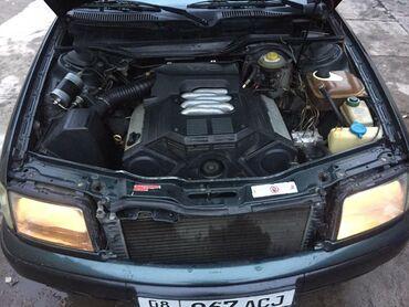 ауди-6 в Кыргызстан: Audi S4 2.6 л. 1992 | 256100 км