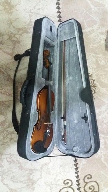Продаю скрипку в отличном состоянии. размер 3/4 в Бишкек
