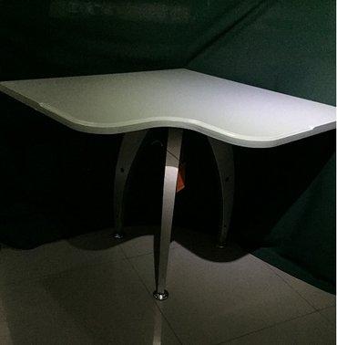 Стол угловой,столешница из 25мм МДФ, в Бишкек