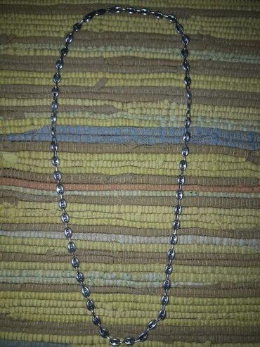 Duzine - Srbija: Srebrni lanac nov,pravo srebro 925(moze zamena) lanac je kafa