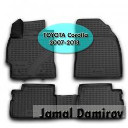 TOYOTA Corolla 2007-2013 üçün poliuretan ayaqaltilar NOVLİNE.Bundan в Bakı