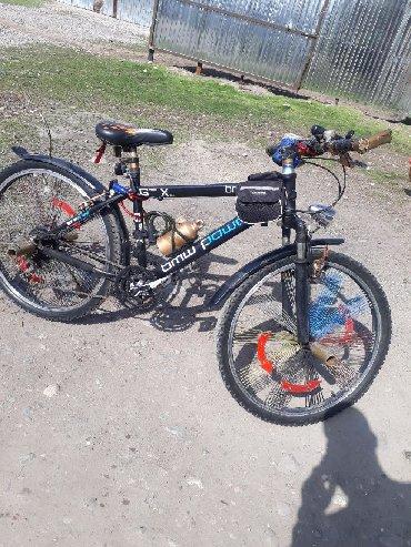 Спорт и хобби - Красная Речка: Продаю велосипед спортивный SHIMANO ORIGINALL 21СКОРОСТЕЙ ВЕЛОСИПЕД В