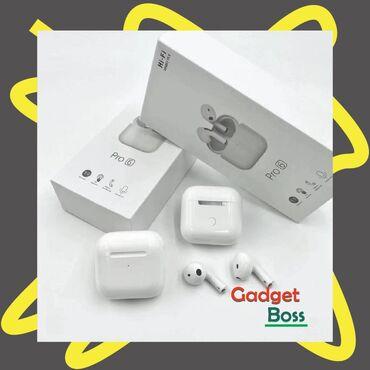 2694 объявлений: Супер Скидка. Pro 6 Bluetooth True Wireless Earbuds