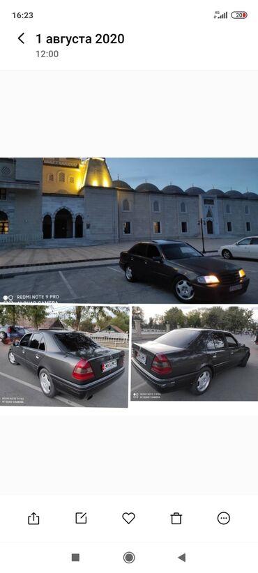 mercedes benz g 280 в Кыргызстан: Mercedes-Benz C 280 2.8 л. 1994
