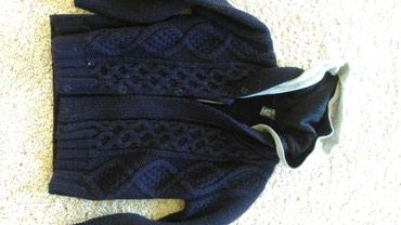 Jakna sa - Srbija: Dzemper-jakna sa kapuljacom