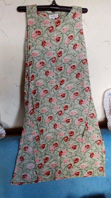 Pamucna zenska nova haljina..obim grudi 100cm..duz..120cm.. - Kraljevo