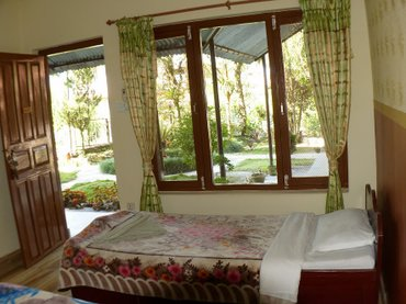 Green Peace Resort is Located North of Lake side 900 meter out from in Pokhara - photo 4