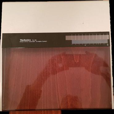 Miss slim - Srbija: Poklopac za gramofon Technics SL-3,SL-Q5,SL-Q6
