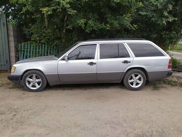 Транспорт - Дмитриевка: Mercedes-Benz W124 2.3 л. 1991