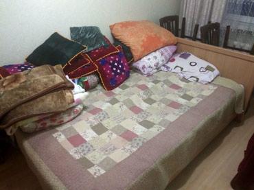 Продам шкаф с кроватью цена договорная б/у в Бишкек