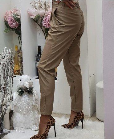 Pantalone kozne - Srbija: Ženske pantalone Angelinamara M