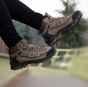 спортивные кроссовки мужские в Кыргызстан: Мужские Термо ботинки ⠀Мужские зимние треккинговые ботинки, позволяют