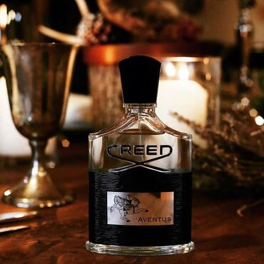 Creed Aventus - это аромат для сильных, брутальных и мужественных