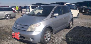 Toyota - Цвет: Серый - Бишкек: Toyota bB 1.3 л. 2002