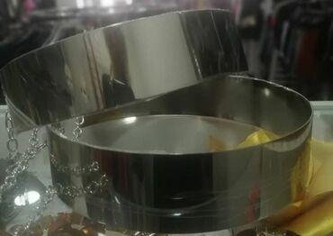 Na prodaju srebrni pojas