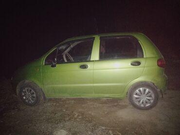 daewoo matiz 2 в Кыргызстан: Daewoo Matiz 0.8 л. 2007 | 120000 км