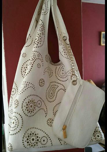Nova bež torba - Vranje