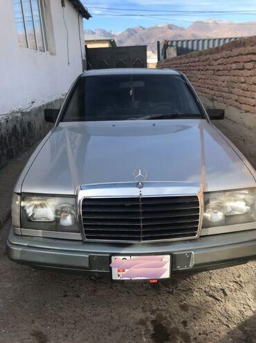 сколько стоит шины в Кыргызстан: Mercedes-Benz W124 2 л. 1989