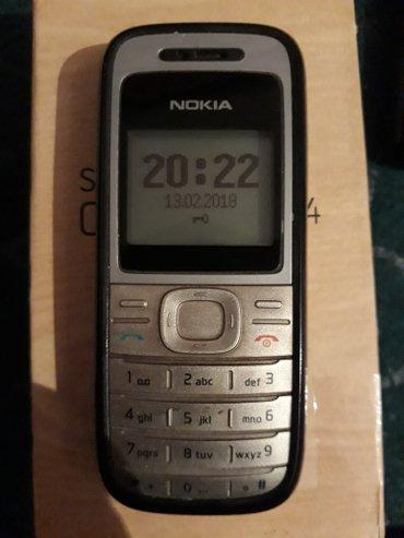 нокиа 1200 , сам телефон и батарейка в идеальном состоянии, в комплект в Бишкек